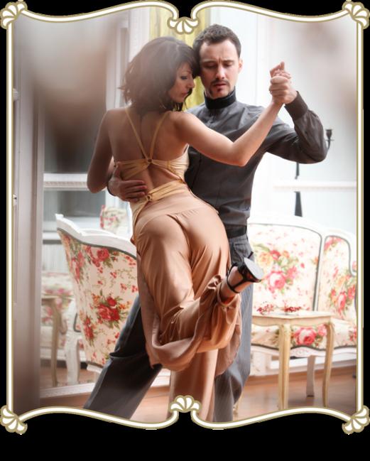 Аржентинско танго с Добри и Мира